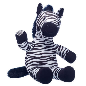 Online Exclusive Wild Zebra - Build-A-Bear Workshop®