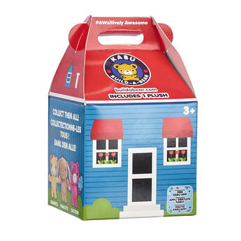 There's fun around every corner in the world of Kabu! See what you and the Kabu crew can discover with this fun blind bag Kabu Cub Condo! This adorable Kabu Cub Condo is straight out of the cheerful town of Pawston and comes with a fun Kabu surprise inside. Shop online or in store at Build-A-Bear Workshop!
