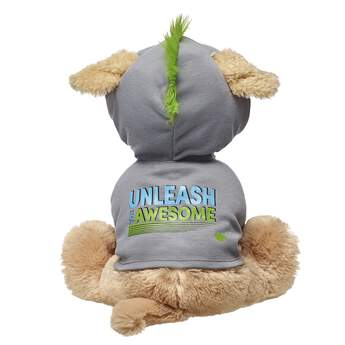 "This Promise Pets™ ""Unleash the Awesome"" Hoodie is perfect for living life unleashed! Outfit a furry friend online to make the perfect gift. Free Shipping on orders over $45."