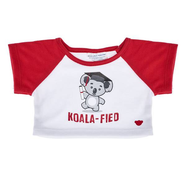 Online Exclusive Koala Graduation T-Shirt - Build-A-Bear Workshop®