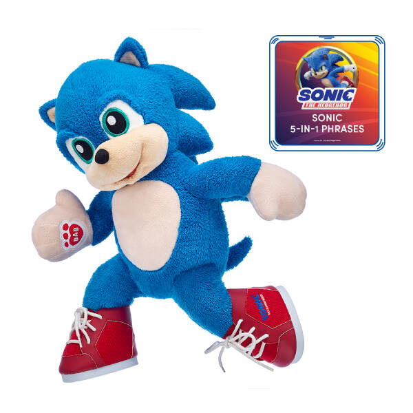 Online Exclusive Sonic the Hedgehog Gift Set with Sound, , hi-res