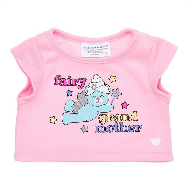 Online Exclusive Fairy Grandmother T-Shirt - Build-A-Bear Workshop®