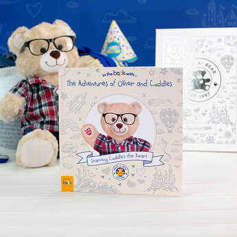 Build-A-Book™ Personalised Story Book - Build-A-Bear Workshop®