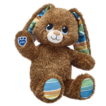 Chocolate Stripes Bunny, , hi-res