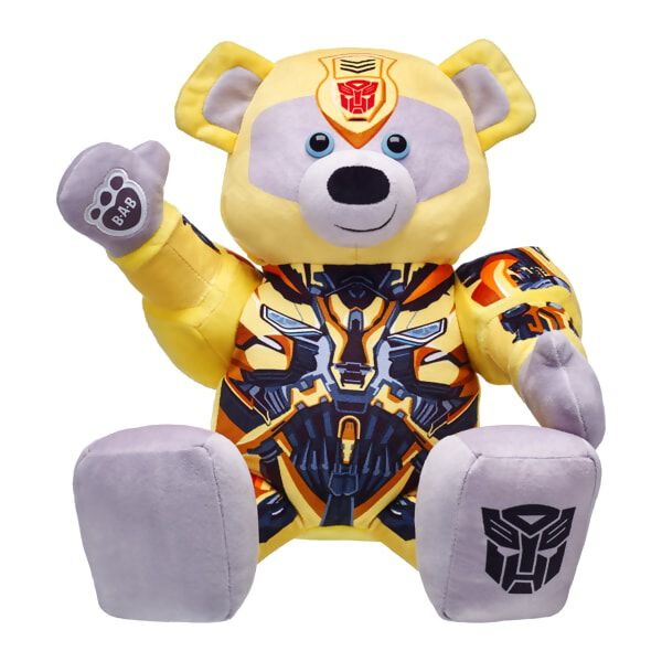 Transformers™ Bumblebee™ Bear, , hi-res