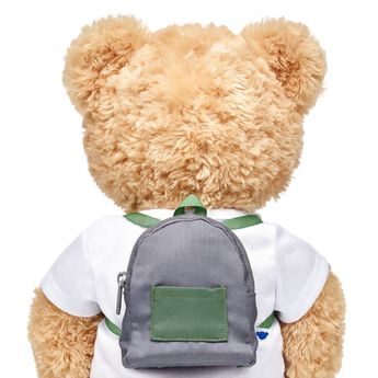 Grey Backpack, , hi-res