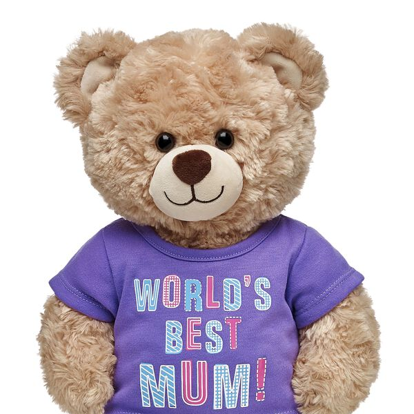 World's Best Mum T-Shirt, , hi-res