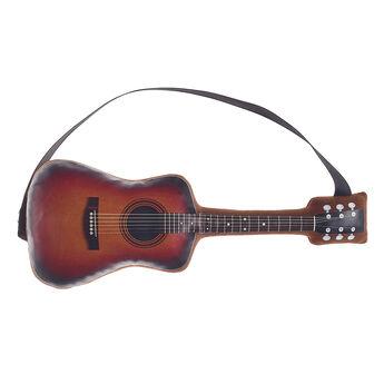 Brown Plush Guitar, , hi-res