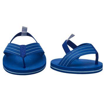 Blue Flip Flop Sandals, , hi-res