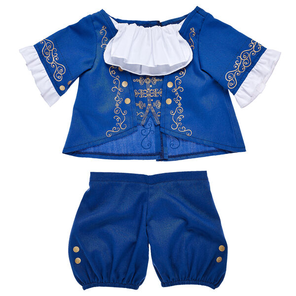 "Inspired by the iconic ballroom dance sequence of Disney's live-action movie, ""Beauty and the Beast"" fans will be delighted with this ballroom outfit set."