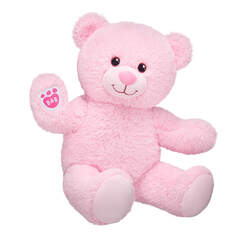 Online Exclusive Pink Baby Bear - Build-A-Bear Workshop®
