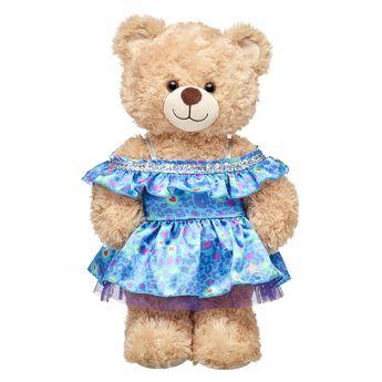 Honey Girls Neon Leopard Dress, , hi-res