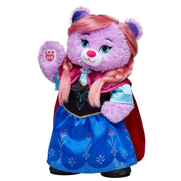 Anna Inspired Bear Set 4 pc., , hi-res