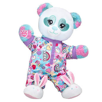 Sparkle Panda Tie-Dye Gift Set, , hi-res