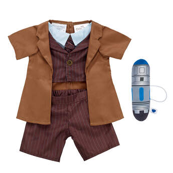 Online Exclusive Doctor Who Tenth Doctor Costume & Sonic Screwdriver Set, , hi-res