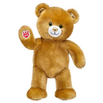 Online Exclusive Lucky Hugs Bear - Build-A-Bear Workshop®