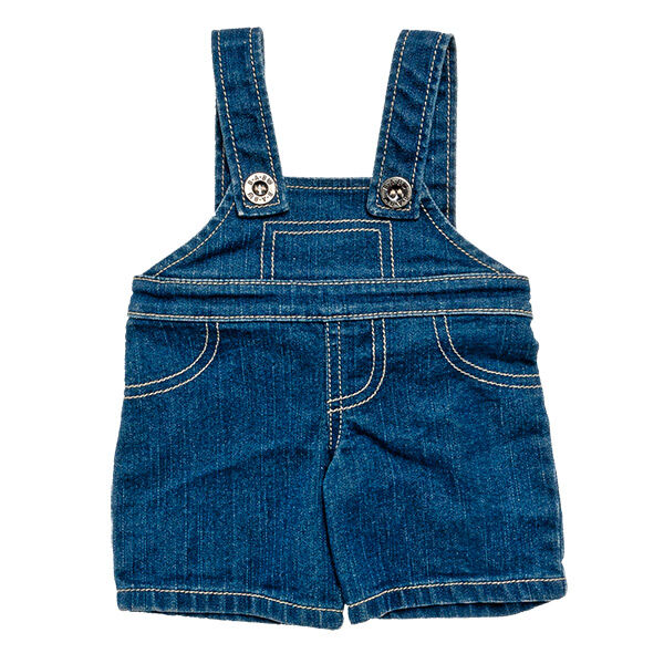Dress your furry friend in a classic pair of denim overalls. They look great on any furry friend.
