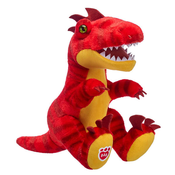Red Raptor - Build-A-Bear Workshop®