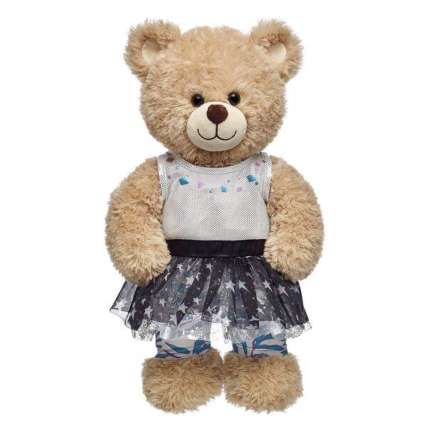 Honey Girls Risa Star Dress & Legging Outfit 2 pc., , hi-res