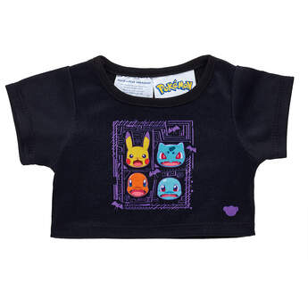 Pokémon Halloween T-Shirt - Build-A-Bear Workshop®