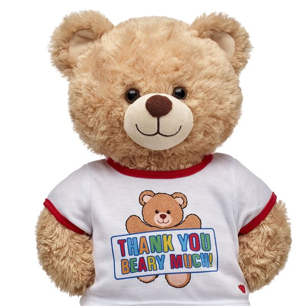 Thank You Beary Much T-Shirt, , hi-res