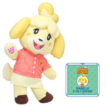 Animal Crossing™: New Horizons Isabelle Summer Gift Bundle with Phrases, , hi-res
