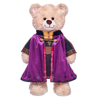 Disney Frozen 2 Anna Travel Costume - Build-A-Bear Workshop®