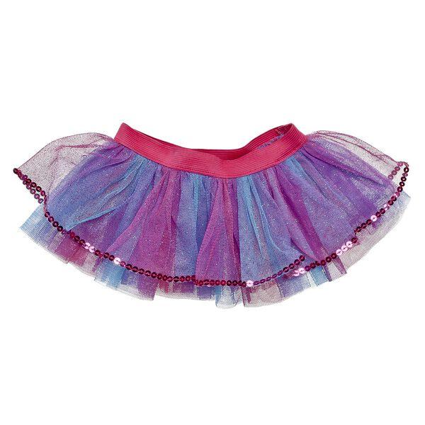 Pink & Turquoise Tutu, , hi-res