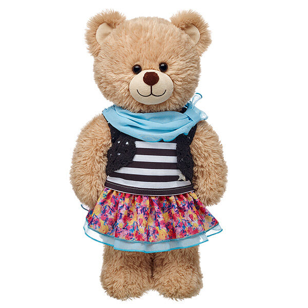 Honey Girls Stella Skirt Outfit 2 pc., , hi-res