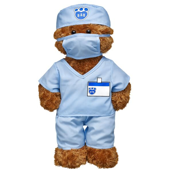 Blue Scrubs 4 pc., , hi-res