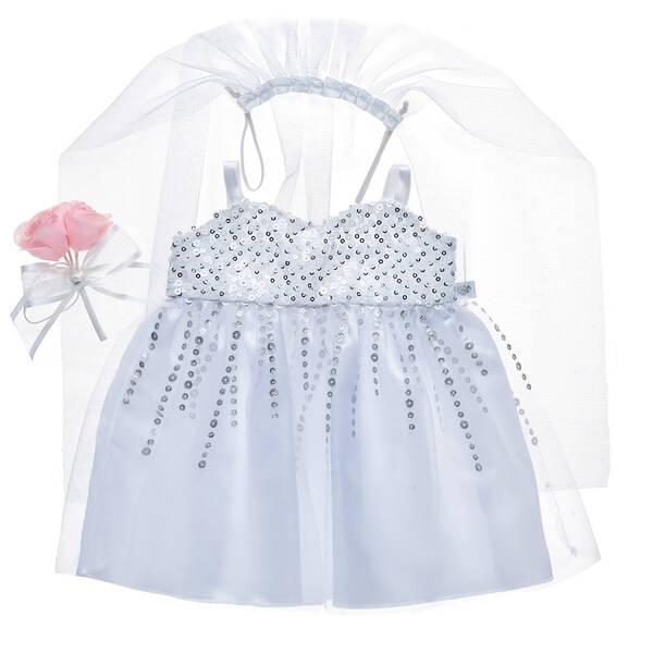 Wedding Dress - Build-A-Bear Workshop®
