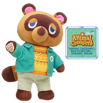 Animal Crossing™: New Horizons Tom Nook Winter Gift Bundle with Opening Theme Music, , hi-res