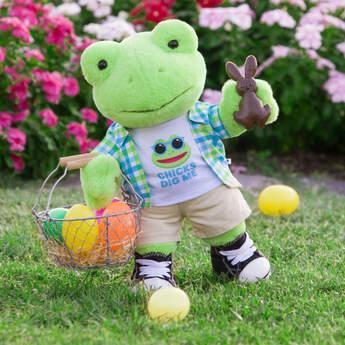 Spring Green Frog Gift Set, , hi-res