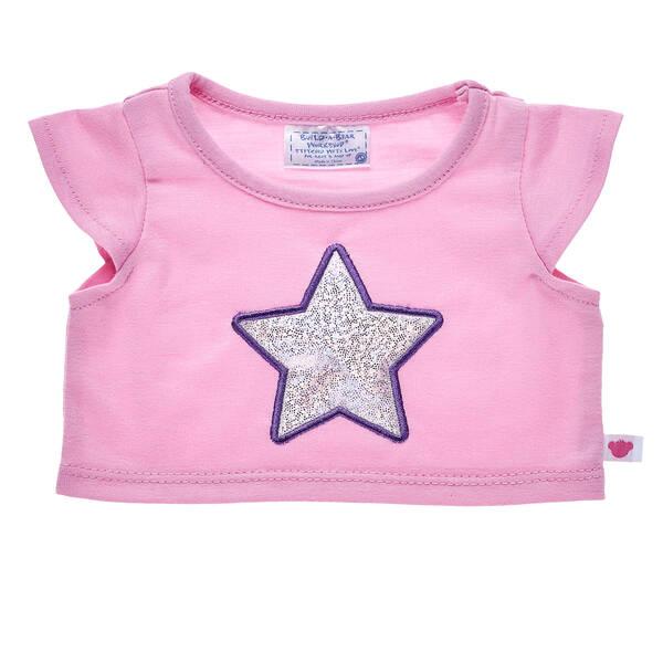 Condo Cubs Star T-Shirt - Build-A-Bear Workshop®