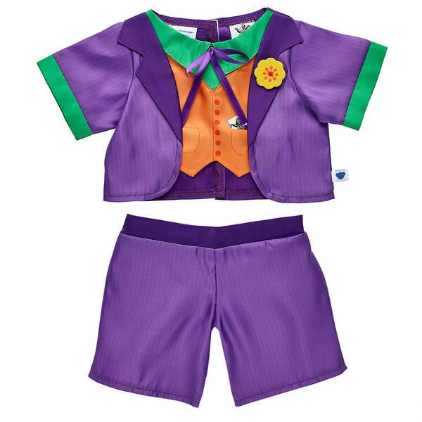 The Joker™ Costume 2 pc. - Build-A-Bear Workshop®