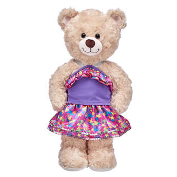 Honey Girls Star Ruffle Skirt Set 2 pc. - Build-A-Bear Workshop®