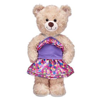 Honey Girls Star Ruffle Skirt Set 2 pc. - Build-A-Bear Workshop®