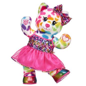 Rainbow Friends Cat Sequin Gift Set, , hi-res