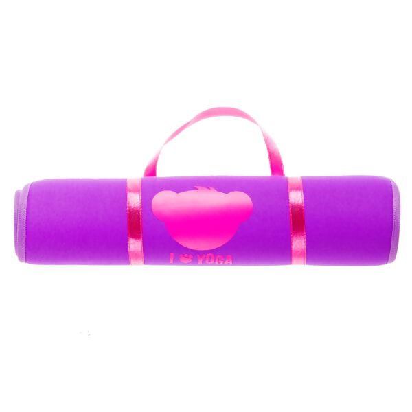 Purple Yoga Mat, , hi-res