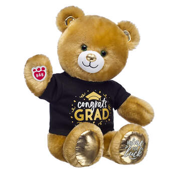 Online Exclusive Lucky Hugs Bear Graduation Gift Set, , hi-res