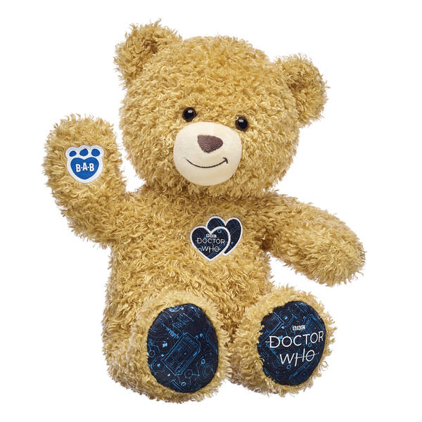 Online Exclusive Doctor Who Bear - Build-A-Bear Workshop®