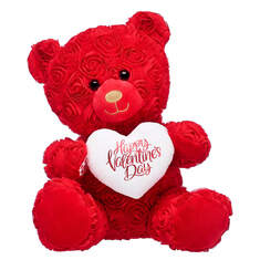 Red Roses Bear Valentine's Day Gift Set, , hi-res