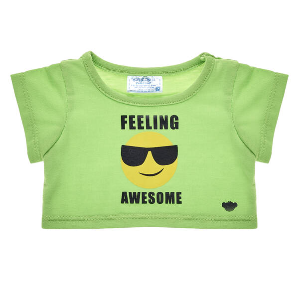 Condo Cubs Awesome T-Shirt - Build-A-Bear Workshop®
