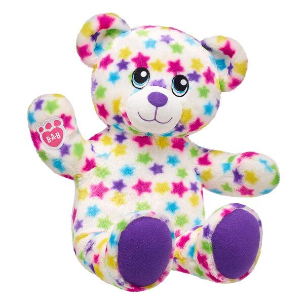 Rainbow Stars Bear, , hi-res