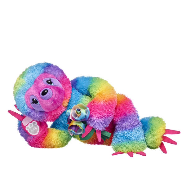 Rainbow Stripes Sloth Gift Set, , hi-res