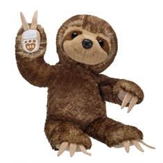 Online Exclusive Brown Sloth - Build-A-Bear Workshop®
