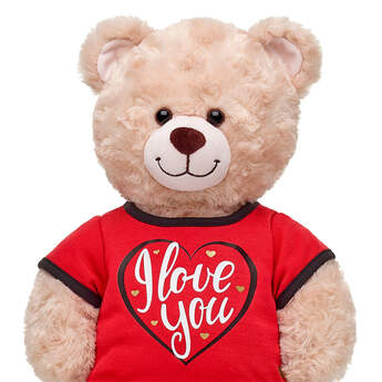 I Love You T-Shirt - Build-A-Bear Workshop®