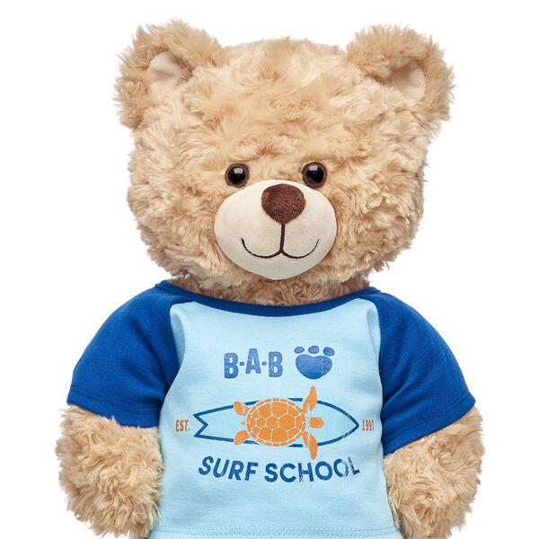 Blue Surf School T-Shirt, , hi-res