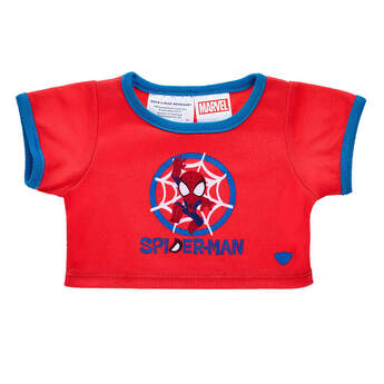 Spider-Man T-Shirt - Build-A-Bear Workshop®