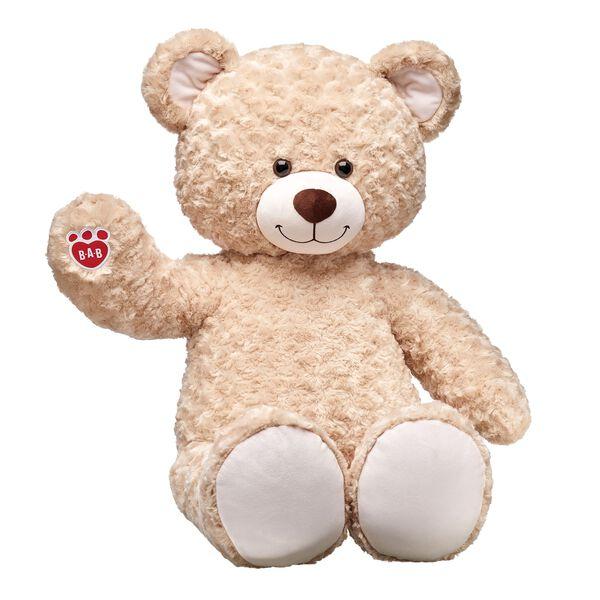 Jumbo Happy Hugs Teddy, , hi-res